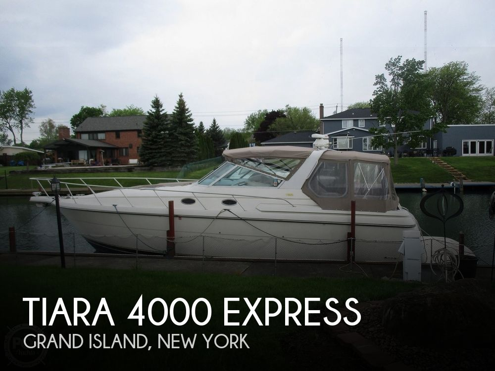 1997 TIARA YACHTS 4000 EXPRESS for sale