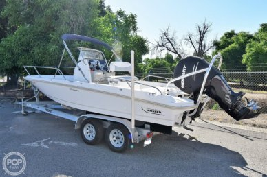 2016 Boston Whaler 210 Dauntless - #1