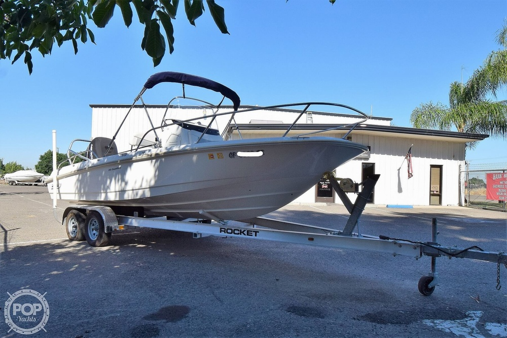 2016 Boston Whaler boat for sale, model of the boat is 210 Dauntless & Image # 3 of 41