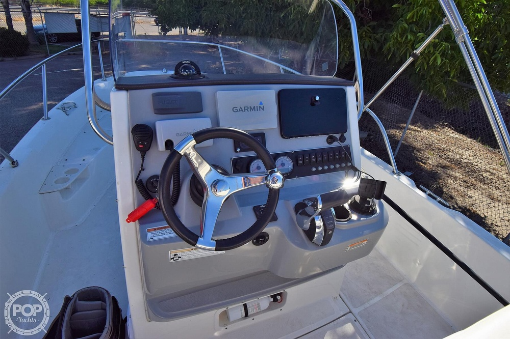 2016 Boston Whaler boat for sale, model of the boat is 210 Dauntless & Image # 9 of 41