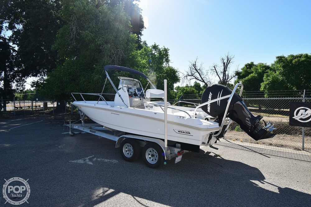 2016 Boston Whaler boat for sale, model of the boat is 210 Dauntless & Image # 28 of 41