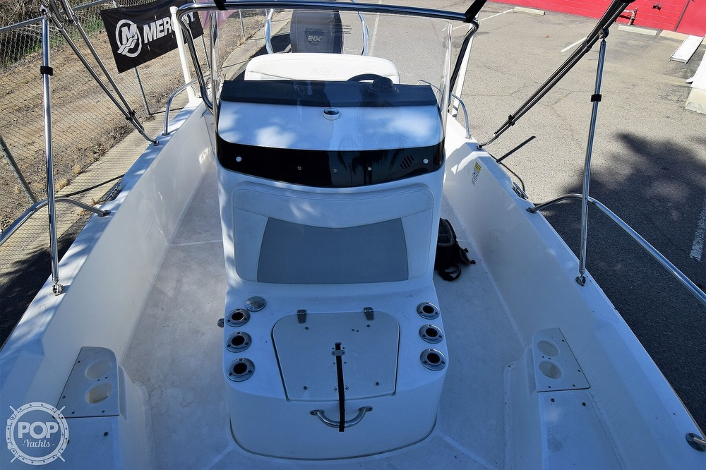 2016 Boston Whaler boat for sale, model of the boat is 210 Dauntless & Image # 7 of 41