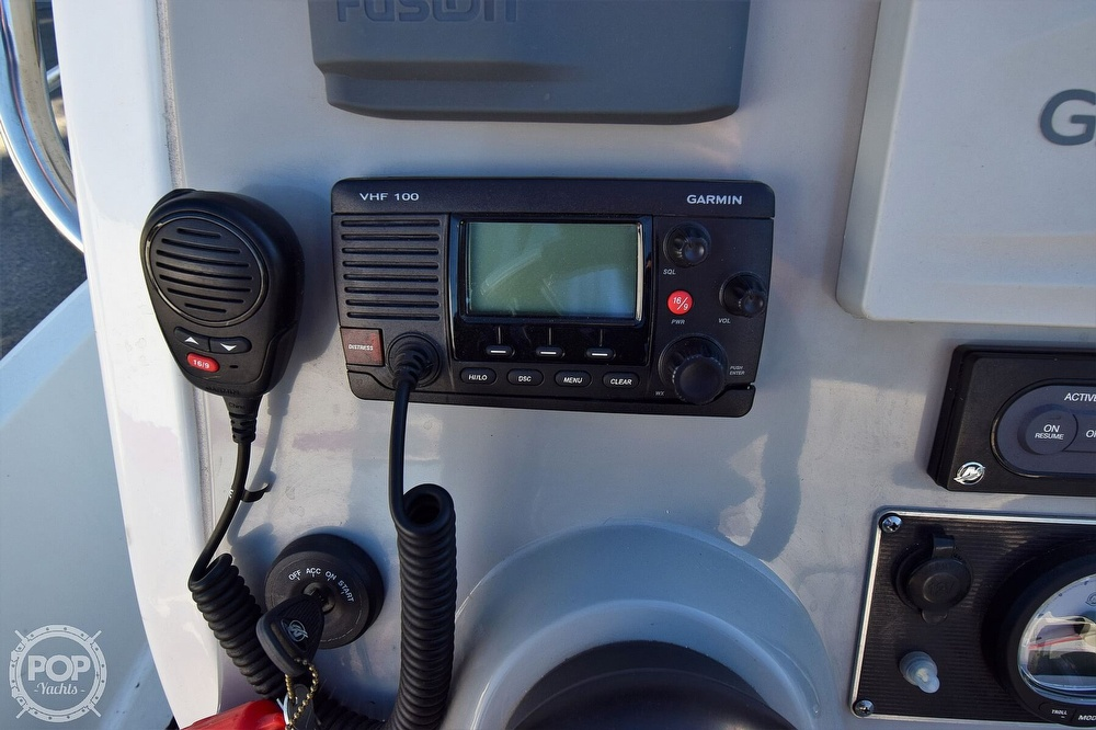 2016 Boston Whaler boat for sale, model of the boat is 210 Dauntless & Image # 12 of 41