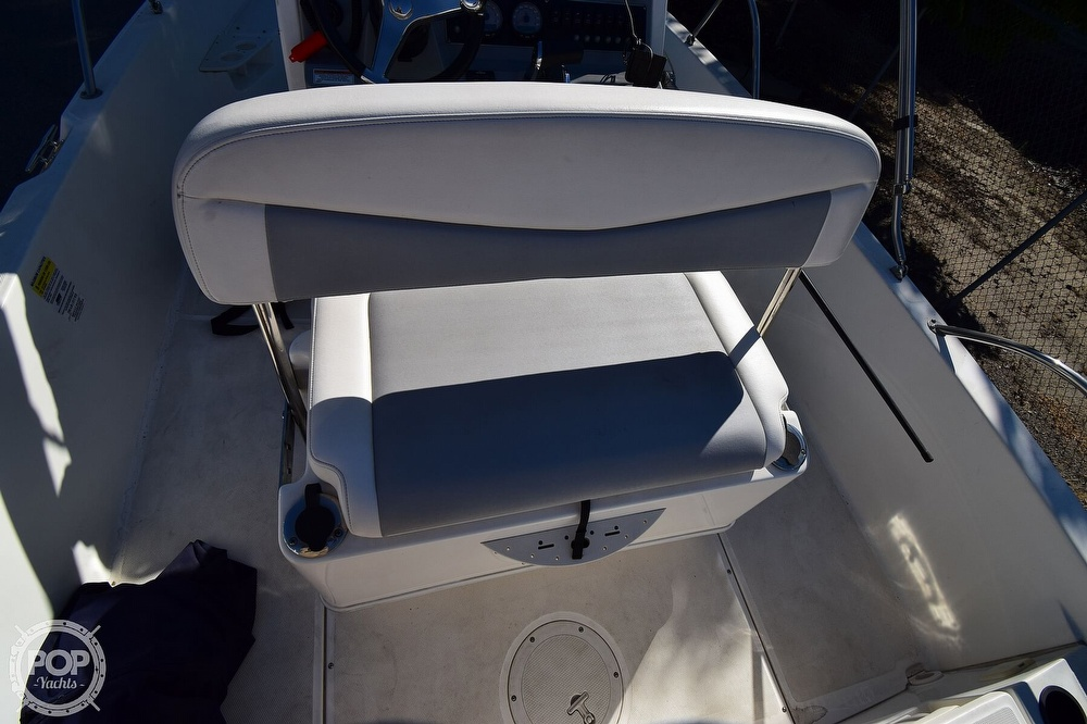 2016 Boston Whaler boat for sale, model of the boat is 210 Dauntless & Image # 15 of 41