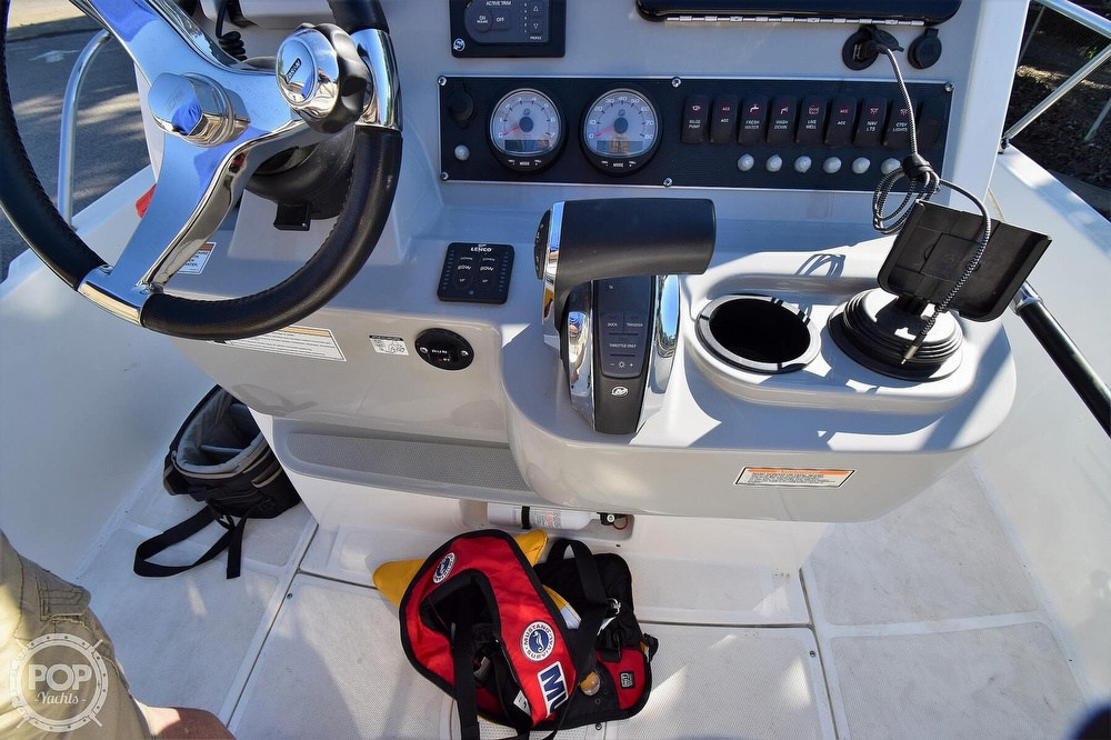2016 Boston Whaler boat for sale, model of the boat is 210 Dauntless & Image # 14 of 41