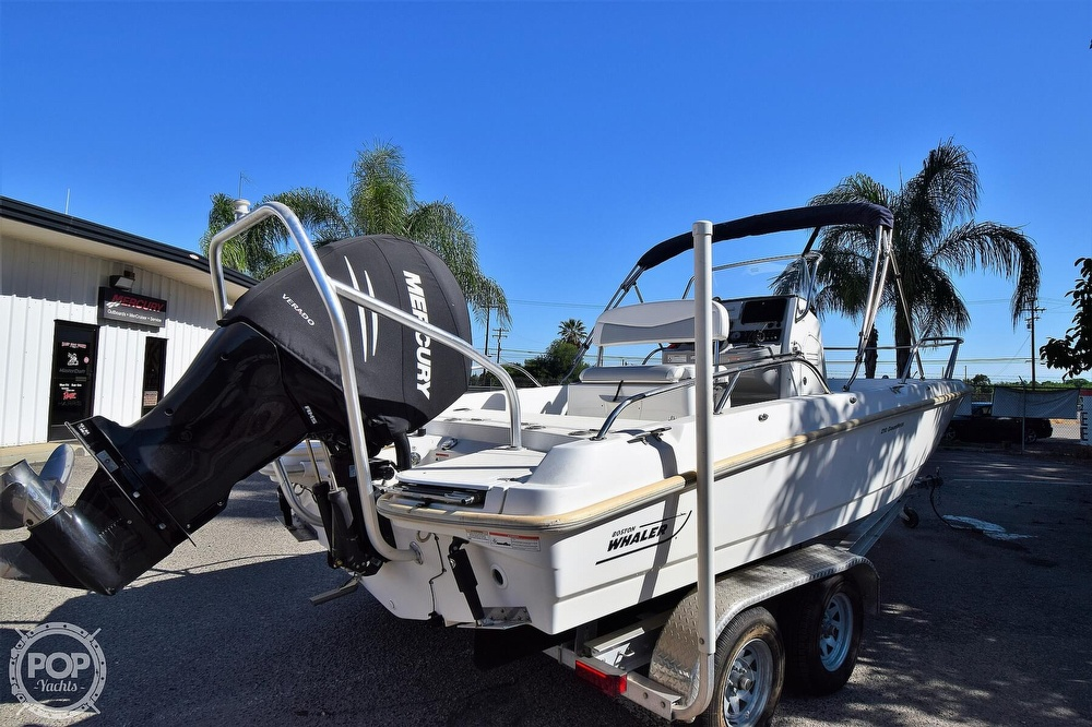 2016 Boston Whaler boat for sale, model of the boat is 210 Dauntless & Image # 26 of 41