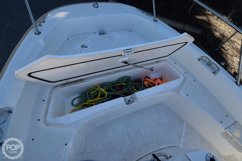2016 Boston Whaler boat for sale, model of the boat is 210 Dauntless & Image # 5 of 41