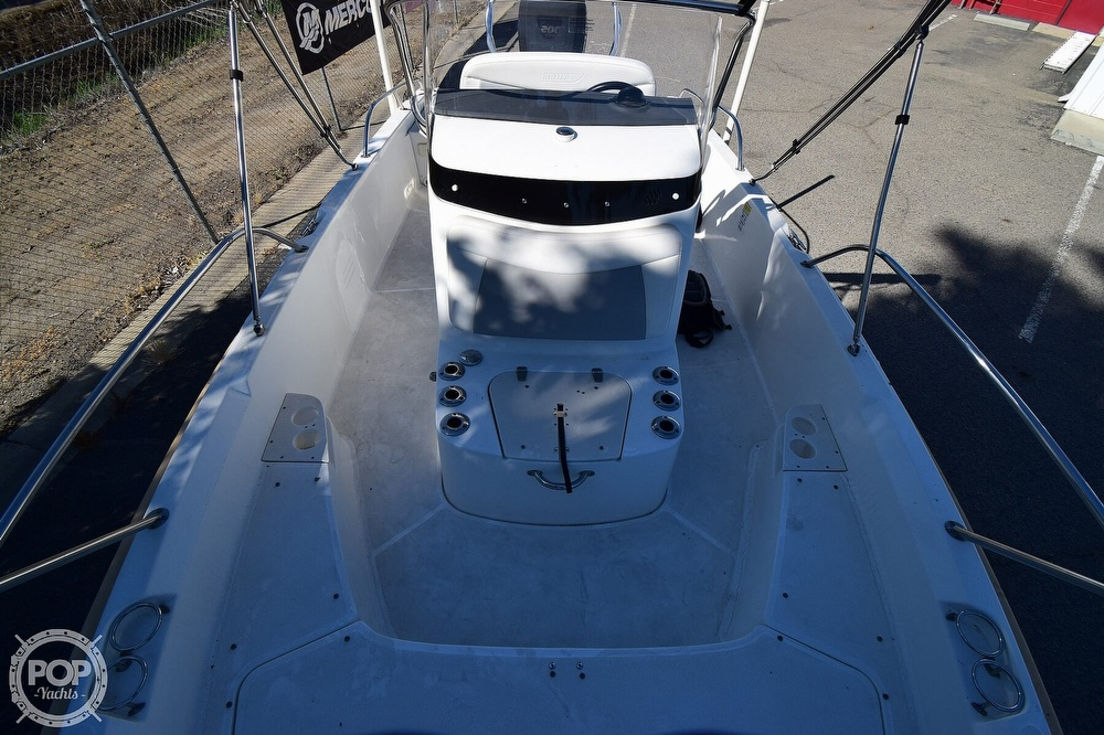 2016 Boston Whaler boat for sale, model of the boat is 210 Dauntless & Image # 6 of 41