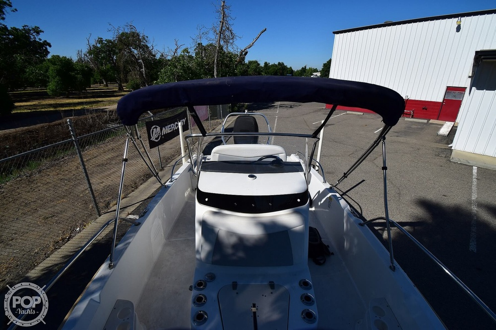 2016 Boston Whaler boat for sale, model of the boat is 210 Dauntless & Image # 31 of 41