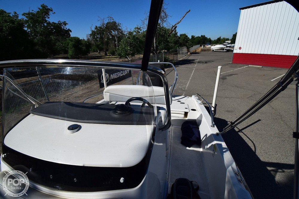 2016 Boston Whaler boat for sale, model of the boat is 210 Dauntless & Image # 8 of 41