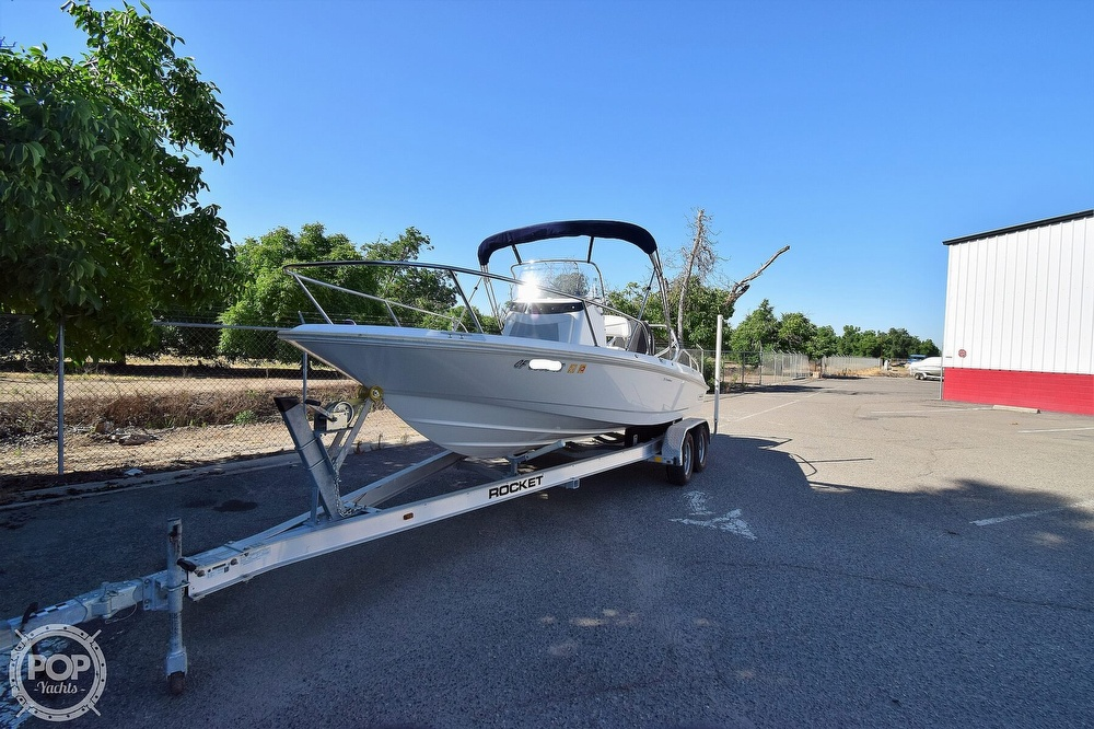 2016 Boston Whaler boat for sale, model of the boat is 210 Dauntless & Image # 25 of 41