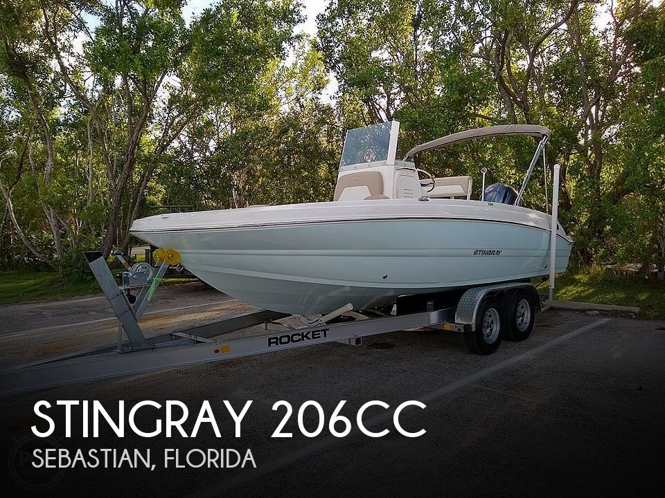 Used Stingray Boats For Sale by owner | 2018 Stingray 206CC