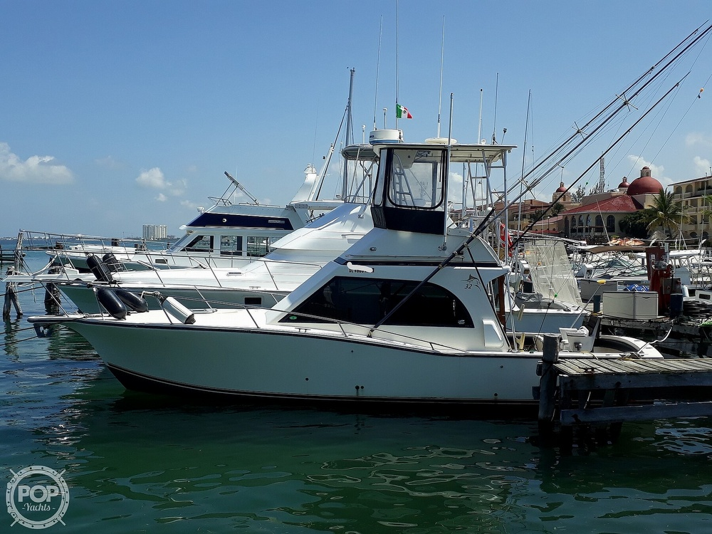 1995 Albemarle boat for sale, model of the boat is 32 & Image # 3 of 12