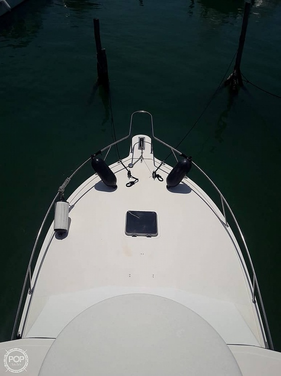 1995 Albemarle boat for sale, model of the boat is 32 & Image # 11 of 12