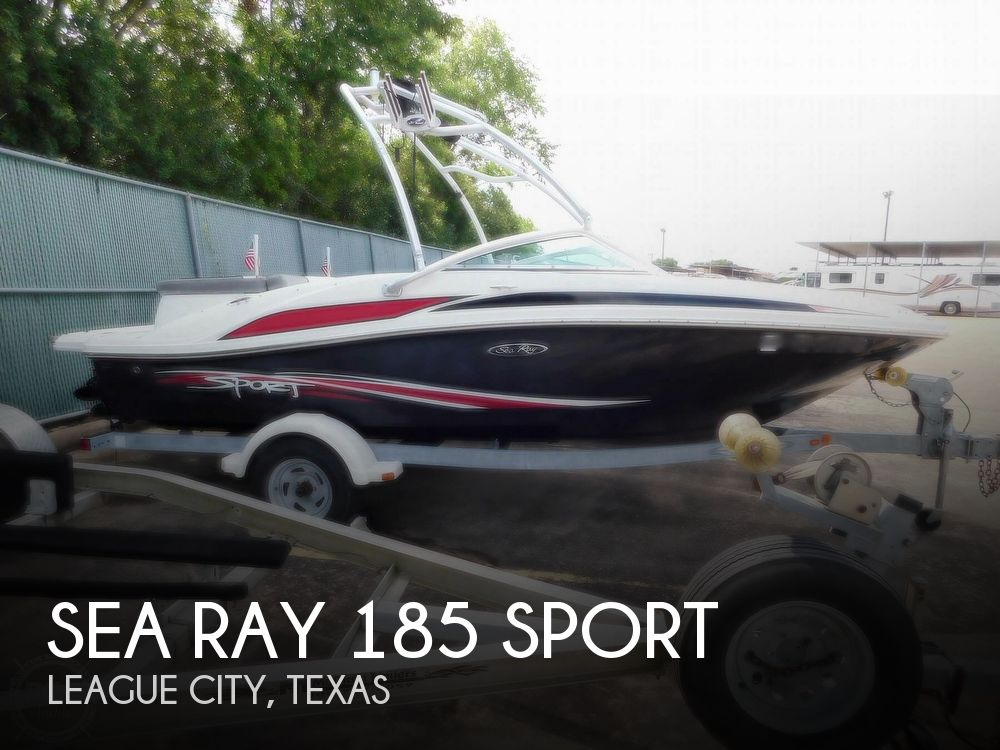 2011 SEA RAY 185 SPORT for sale
