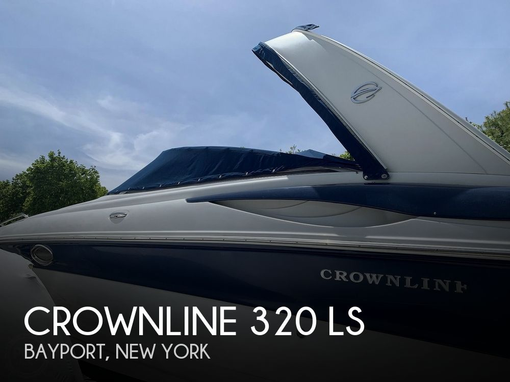 2006 CROWNLINE 320 LS for sale