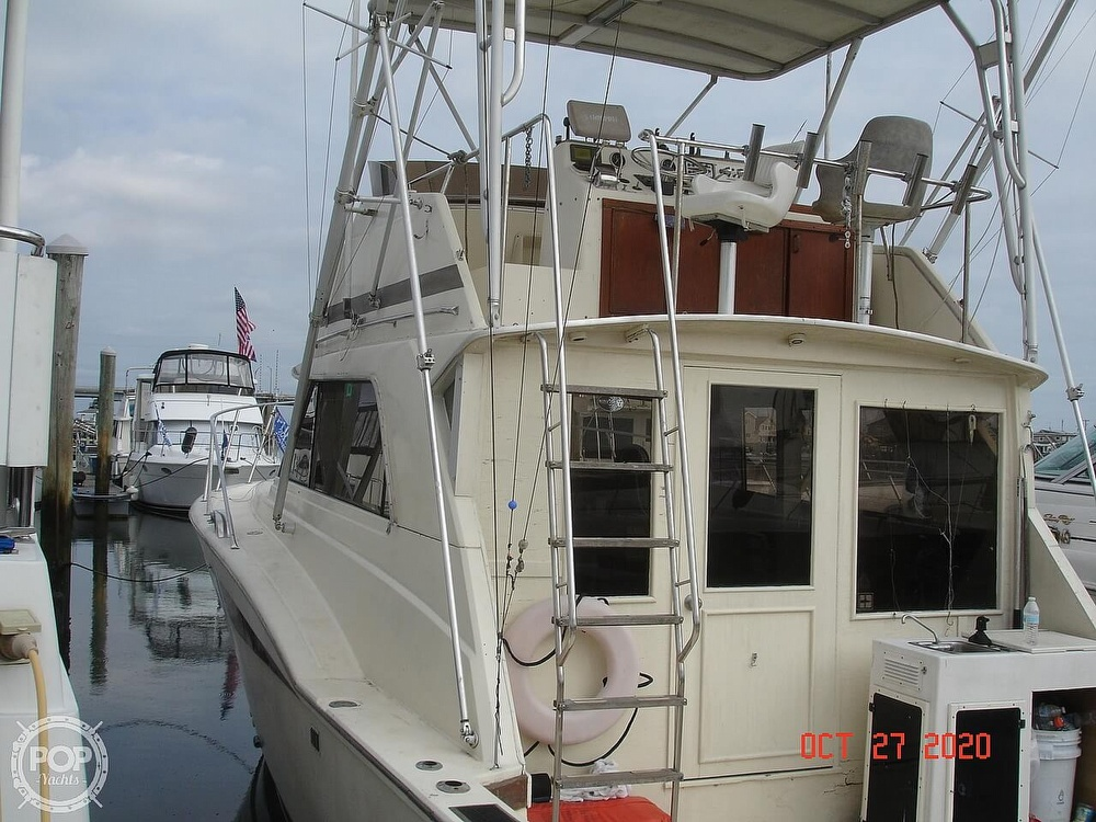 1980 Chris Craft boat for sale, model of the boat is 36 Commander & Image # 7 of 40