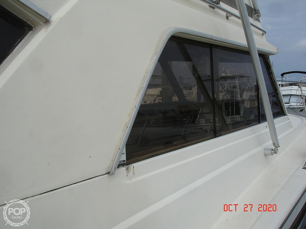 1980 Chris Craft boat for sale, model of the boat is 36 Commander & Image # 9 of 40