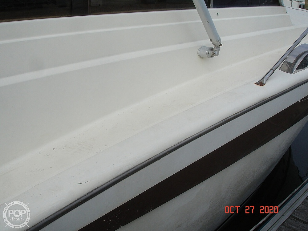 1980 Chris Craft boat for sale, model of the boat is 36 Commander & Image # 10 of 40