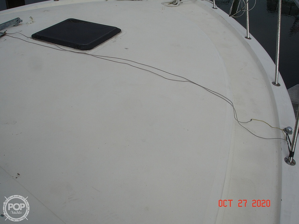1980 Chris Craft boat for sale, model of the boat is 36 Commander & Image # 24 of 40