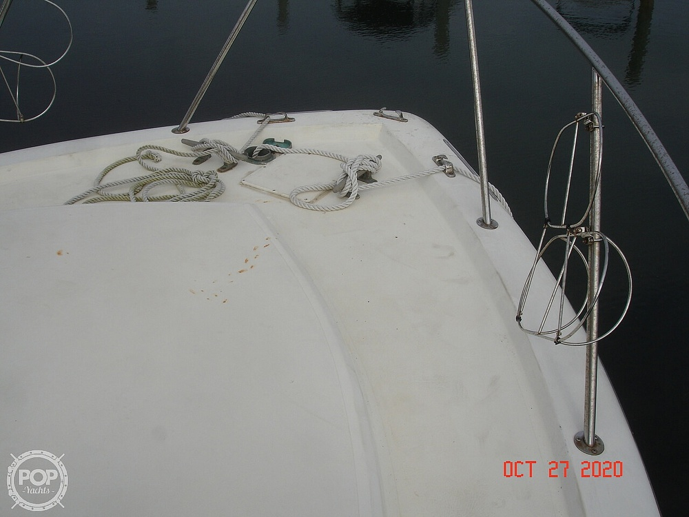 1980 Chris Craft boat for sale, model of the boat is 36 Commander & Image # 25 of 40
