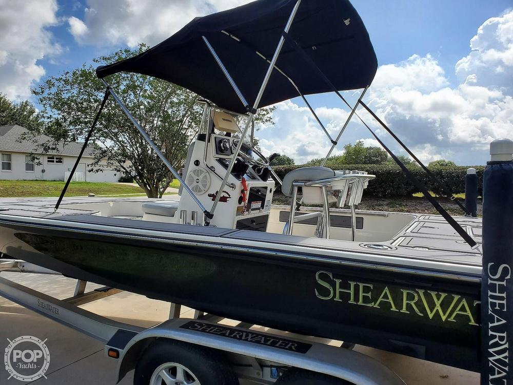 2011 Shearwater 22