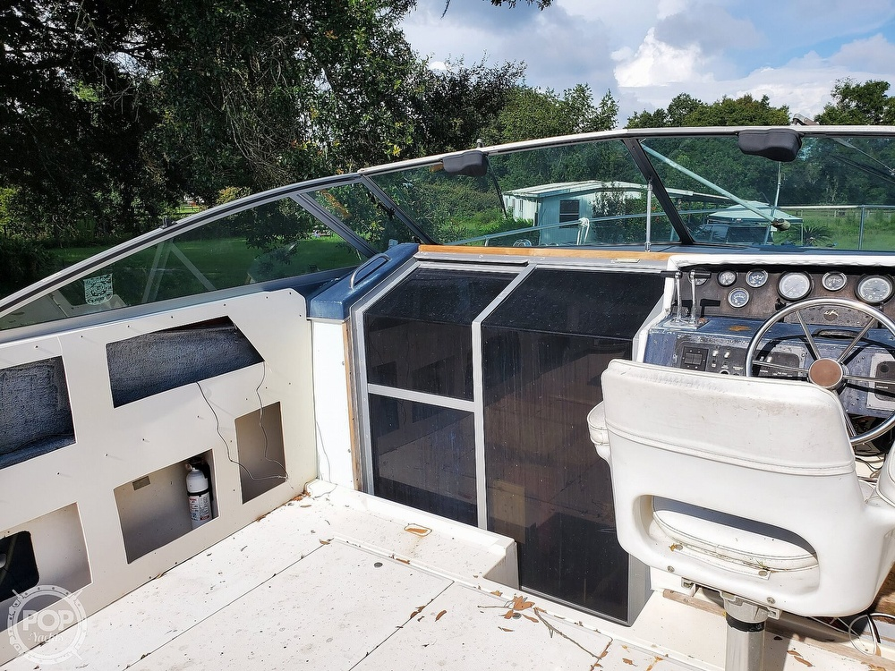 1986 Sea Ray boat for sale, model of the boat is 31 & Image # 15 of 40
