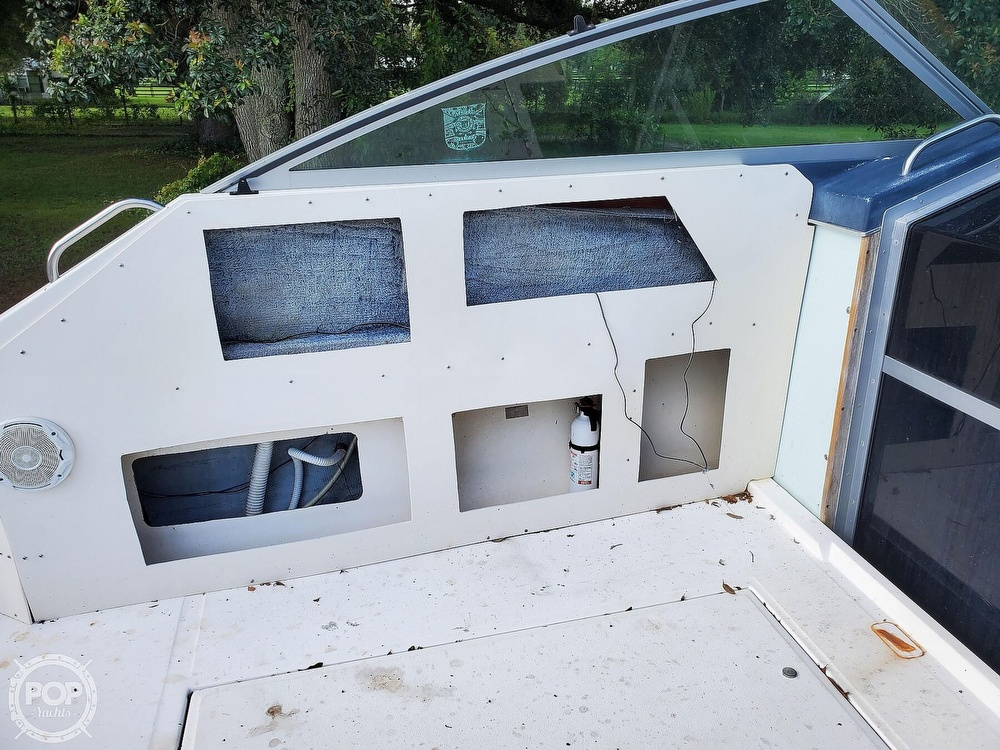 1986 Sea Ray boat for sale, model of the boat is 31 & Image # 39 of 40