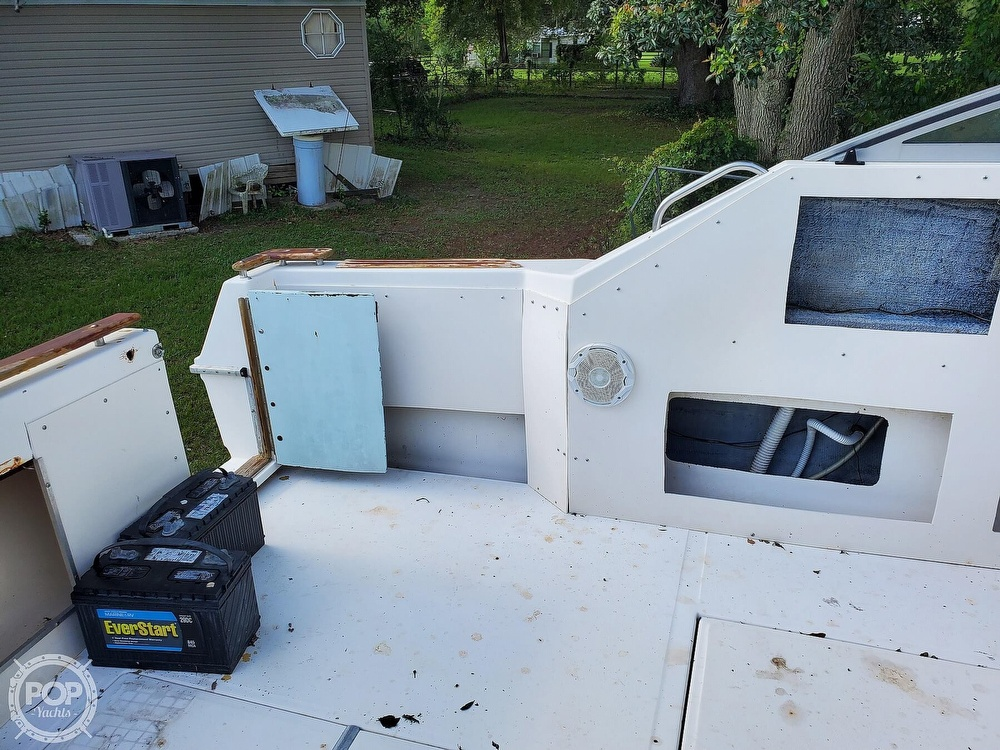 1986 Sea Ray boat for sale, model of the boat is 31 & Image # 40 of 40