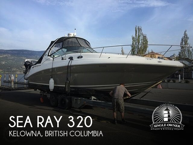Used Sea Ray 32 Boats For Sale by owner | 2008 Sea Ray 320 Sundancer