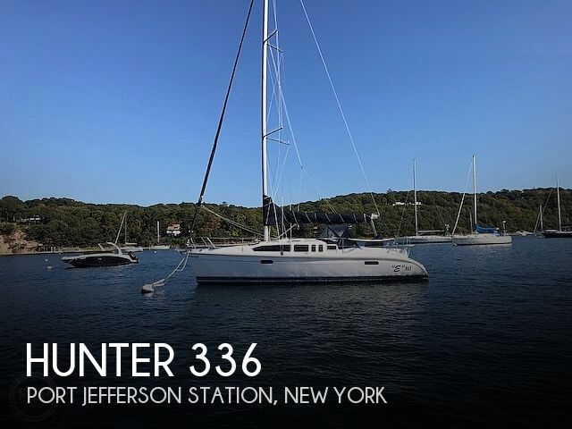 Used Hunter Sailboats For Sale in New York by owner | 1995 Hunter 336