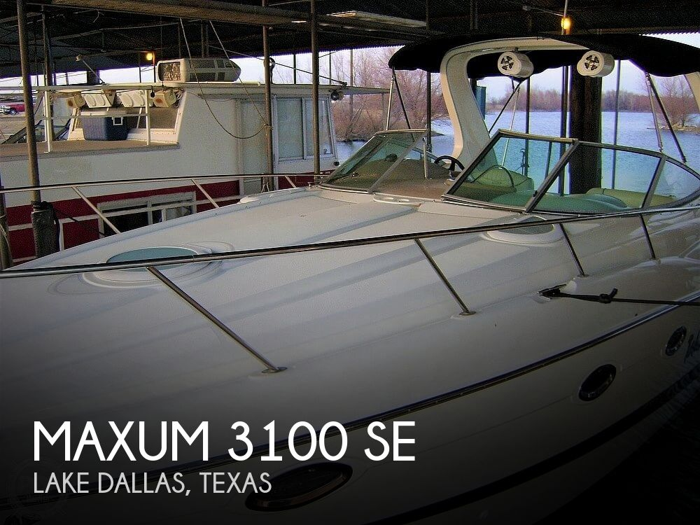 2003 MAXUM 3100 SE for sale