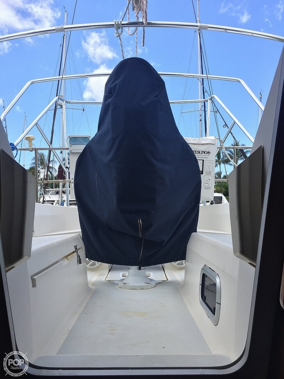 1990 Hunter boat for sale, model of the boat is 36 & Image # 22 of 41