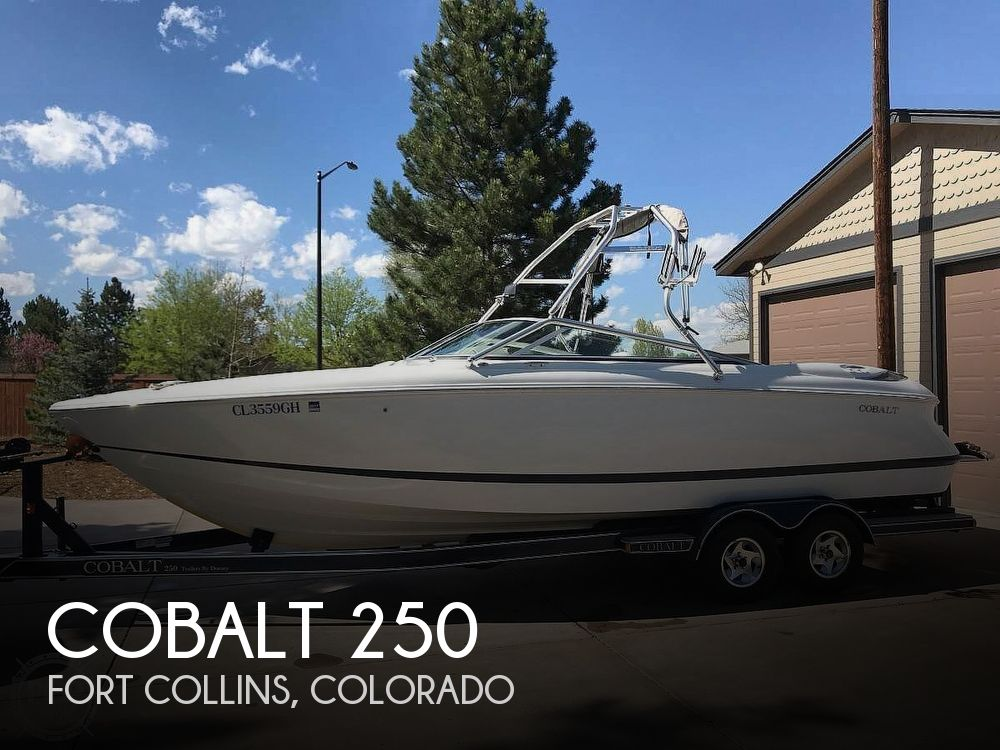 Used Boats For Sale in Cheyenne, Wyoming by owner | 2006 Cobalt 250