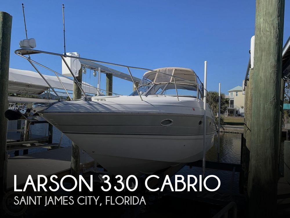 2008 LARSON 330 CABRIO for sale