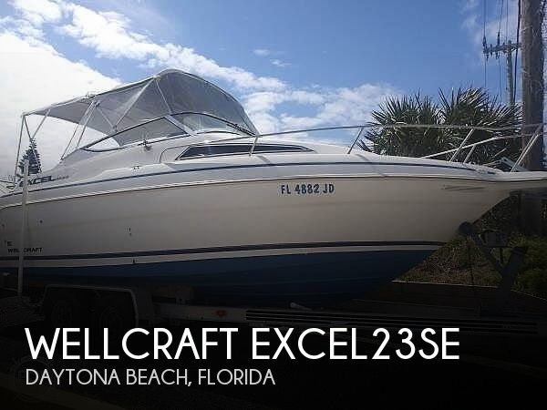 Used Wellcraft 23 Boats For Sale by owner | 1996 Wellcraft Excel23SE