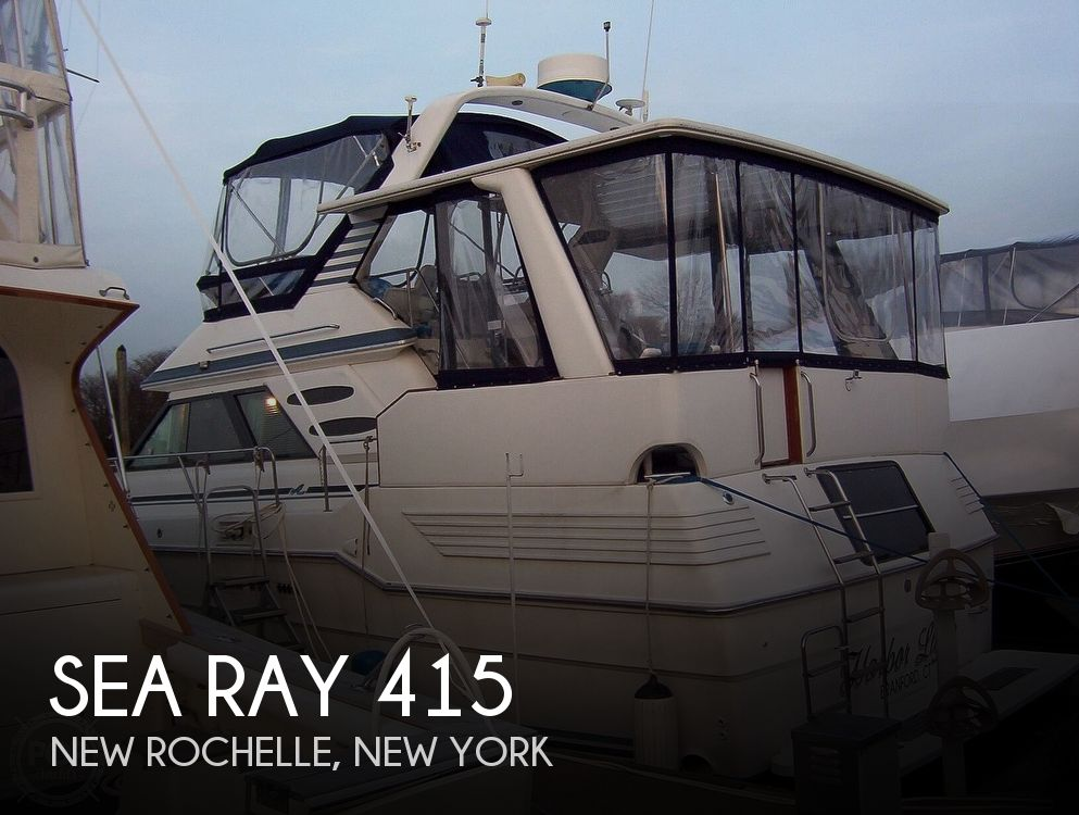Used Sea Ray 41 Boats For Sale by owner | 1988 Sea Ray 415aft