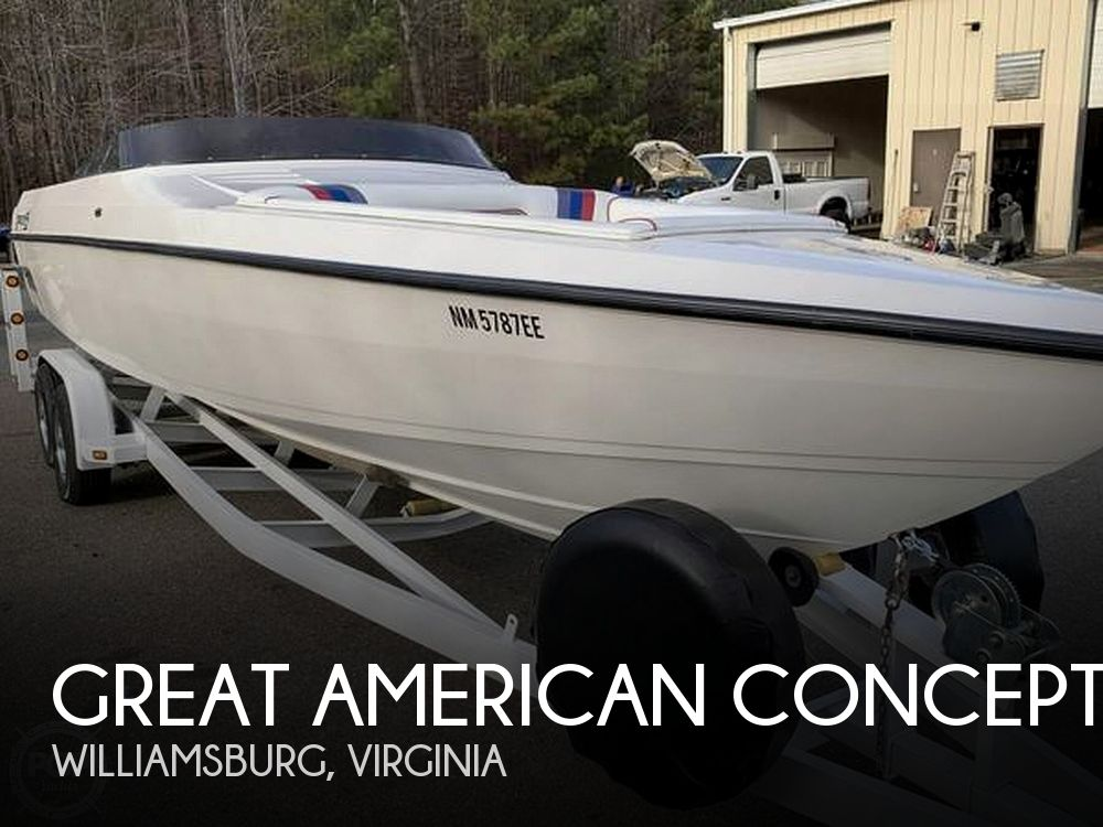 1994 GREAT AMERICAN CONCEPT 28 for sale