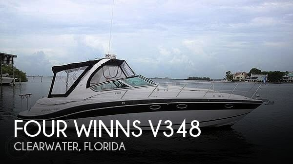 Used Four Winns Boats For Sale by owner | 2008 Four Winns V348