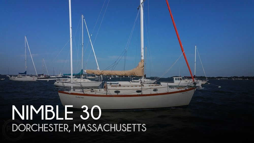 Used Nimble Boats For Sale by owner | 1987 Nimble 30