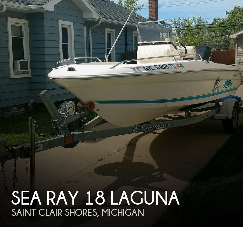 Used Sea Ray 18 Boats For Sale by owner | 1997 Sea Ray 18 Laguna
