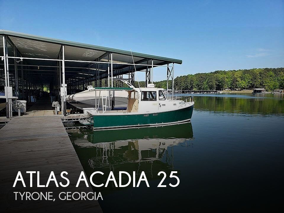 Used Boats For Sale in Macon, Georgia by owner | 1998 Atlas 25
