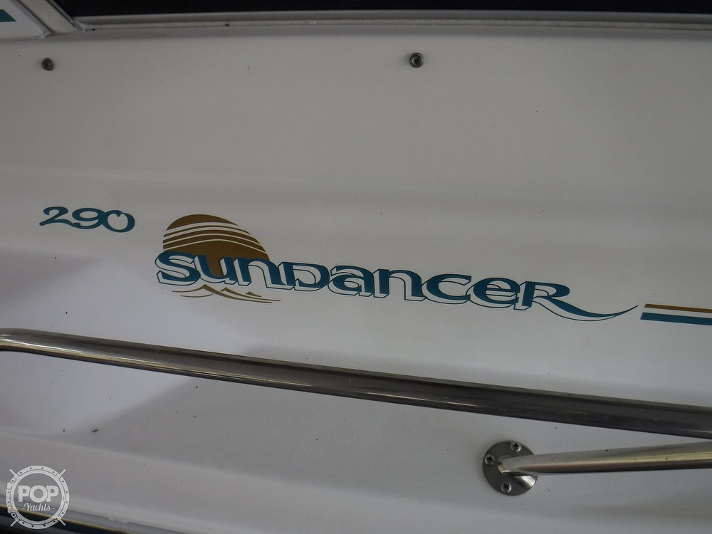 1994 Sea Ray boat for sale, model of the boat is 290 Sundancer & Image # 4 of 40