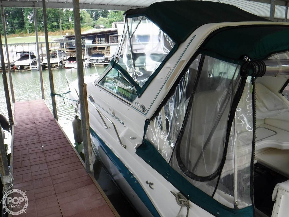 1994 Sea Ray boat for sale, model of the boat is 290 Sundancer & Image # 8 of 40