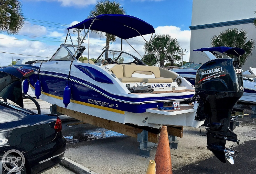 2016 Starcraft boat for sale, model of the boat is 230 SCX OB EXT & Image # 7 of 41