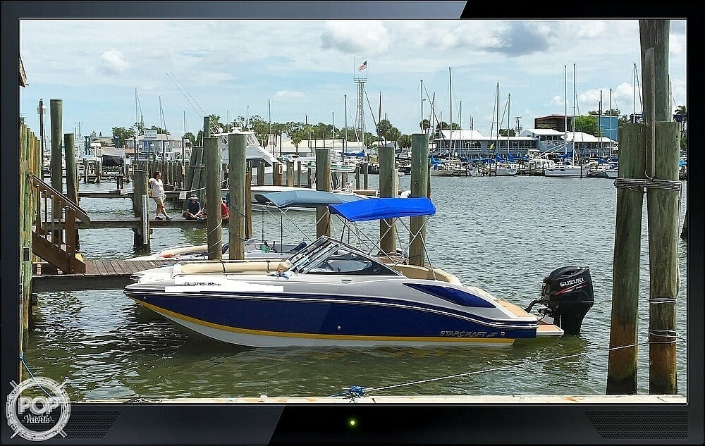 2016 Starcraft boat for sale, model of the boat is 230 SCX OB EXT & Image # 11 of 41