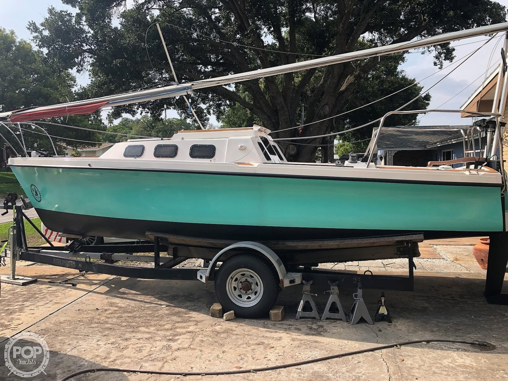 1993 Rhodes boat for sale, model of the boat is Rhodes 22 & Image # 16 of 40