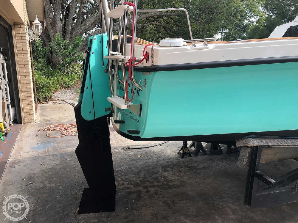 1993 Rhodes boat for sale, model of the boat is Rhodes 22 & Image # 13 of 40