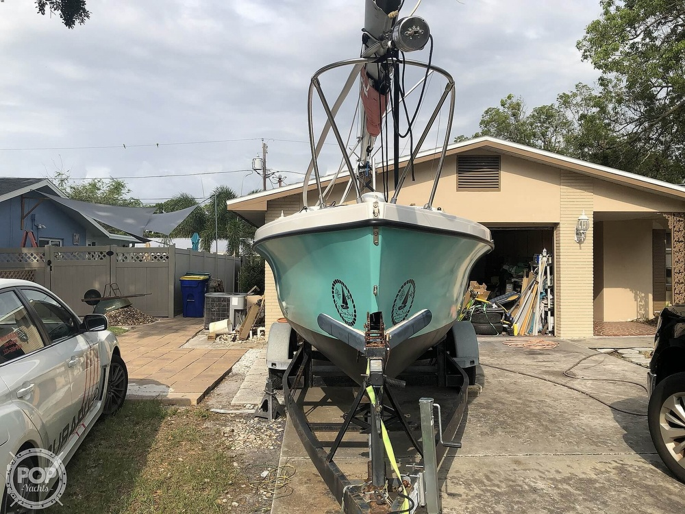 1993 Rhodes boat for sale, model of the boat is Rhodes 22 & Image # 15 of 40