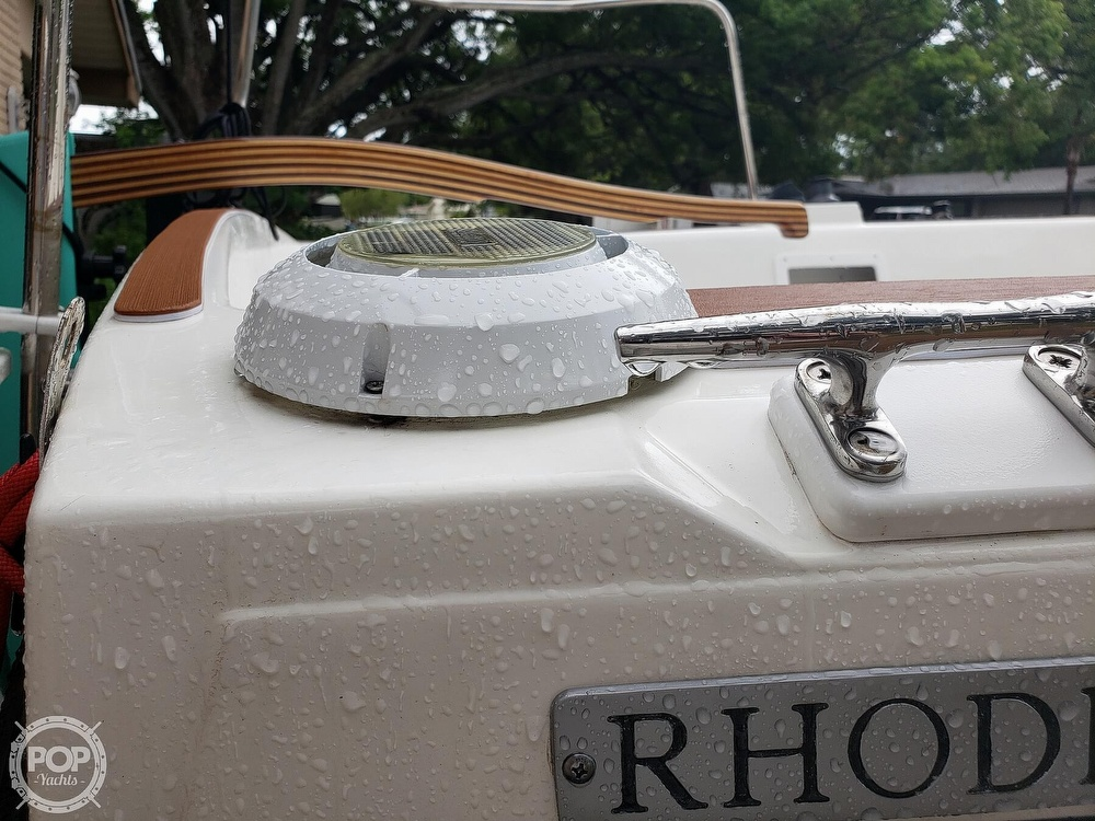 1993 Rhodes boat for sale, model of the boat is Rhodes 22 & Image # 39 of 40